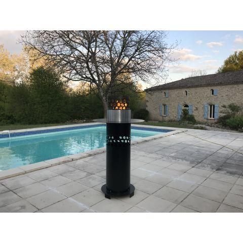 IMG_8133 CIRANO en bord de piscine à Cazaugitat (33)
